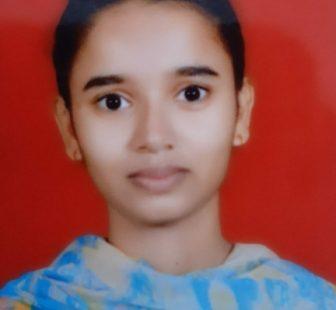 Simranjit Kaur BCom Sem IV First Position